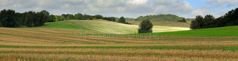 rolling hills zdjęcie stock
