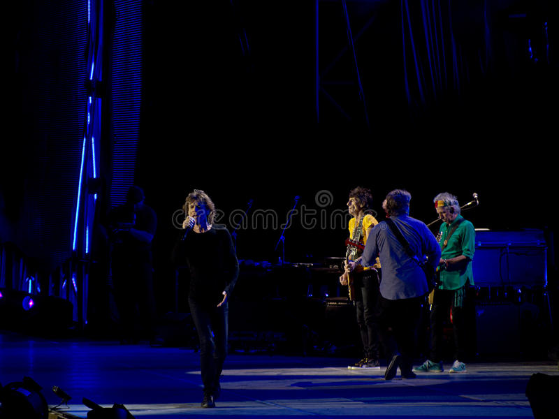 Download The Rolling Stones Concert, Rome, Italy - June 22nd 2014 Editorial Photo - Image: 41858611