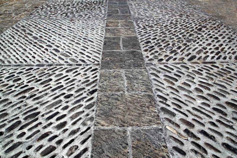 Download Rolling Stones Mosaic Medieval Soil Floor Spain Stock Photo - Image: 17314464