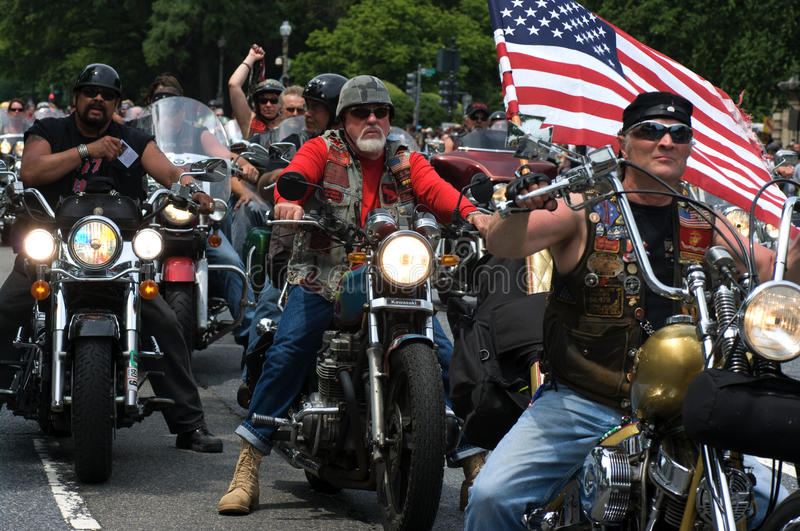 Download Rolling Thunder 8 editorial stock image. Image of army - 9504094