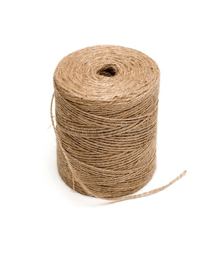 download rollo de la cuerda del camo de brown imagen de archivo imagen de lino - Cuerda Caamo