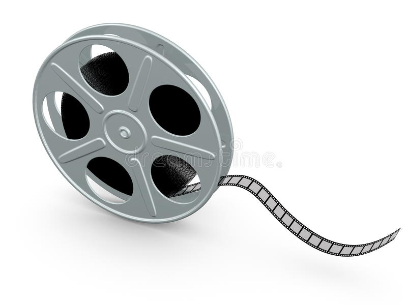 Rollo de película libre illustration