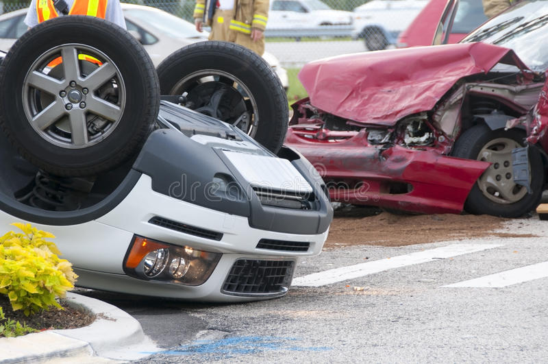 Download Rollover stock photo. Image of front, metal, dangerous - 27919296