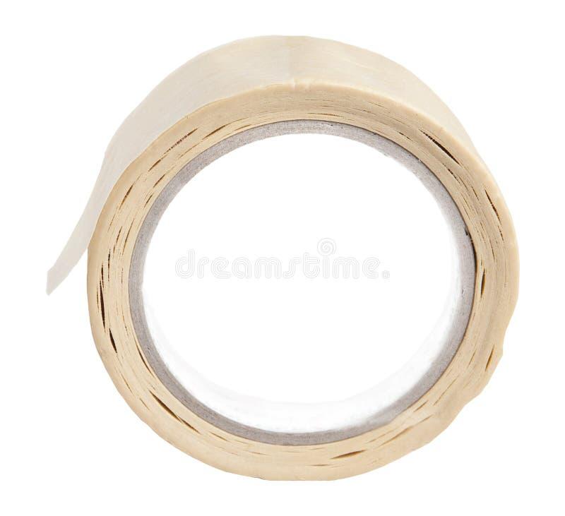 Rolls клейкой ленты стоковое изображение