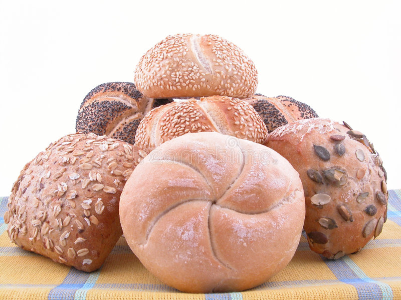 Download Rolls stock photo. Image of bread, care, loaf, nutrition - 521368