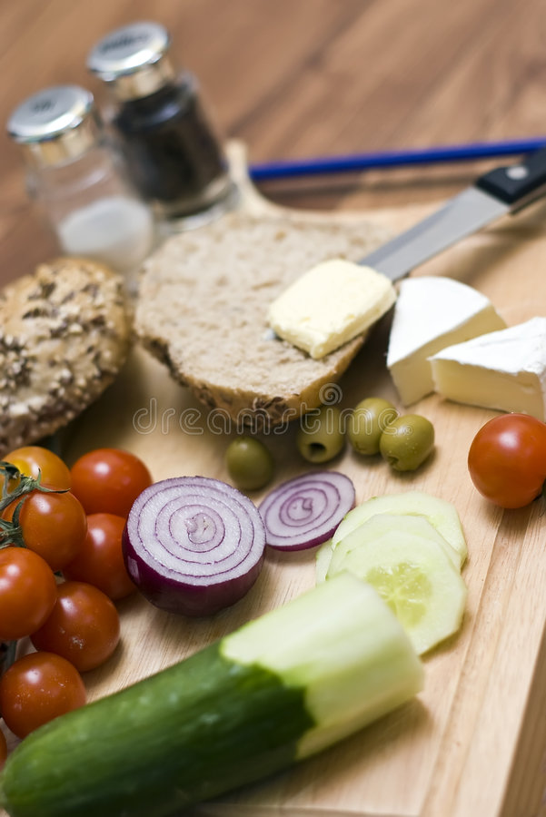 Download Rolls for breakfast stock photo. Image of composition - 4270502