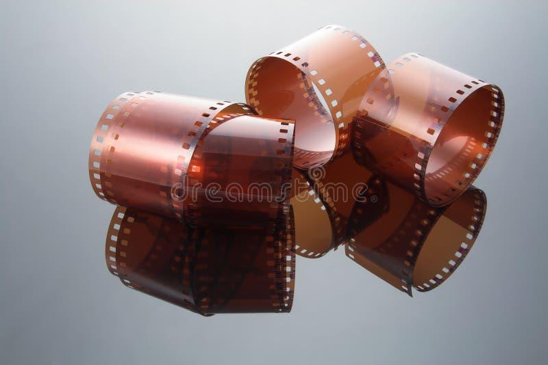 Rolls of Film stock image