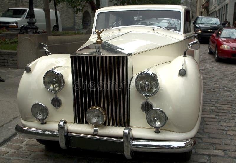 Rolls-$l*royce στοκ εικόνα