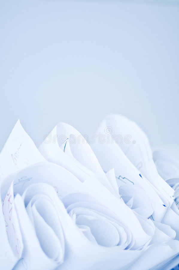 Free Rolls Of Paper Stock Image - 4902041
