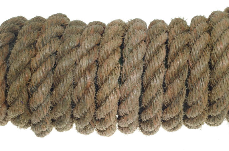Download Rolls rope stock image. Image of frame, parchment, construction - 25389391