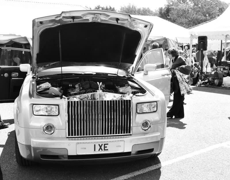 Rolls royce fotografia de stock royalty free