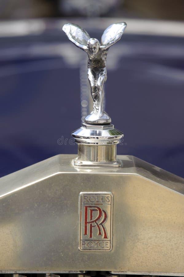 Rolls Royce royaltyfri foto