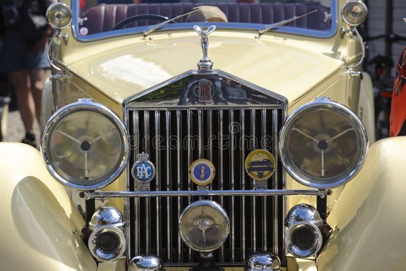 Rolls Royce arkivfoton