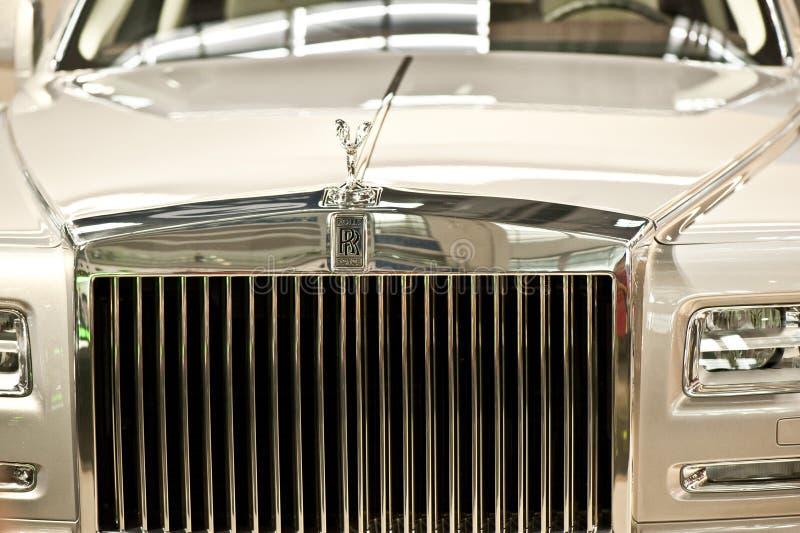 Rolls royce imagens de stock