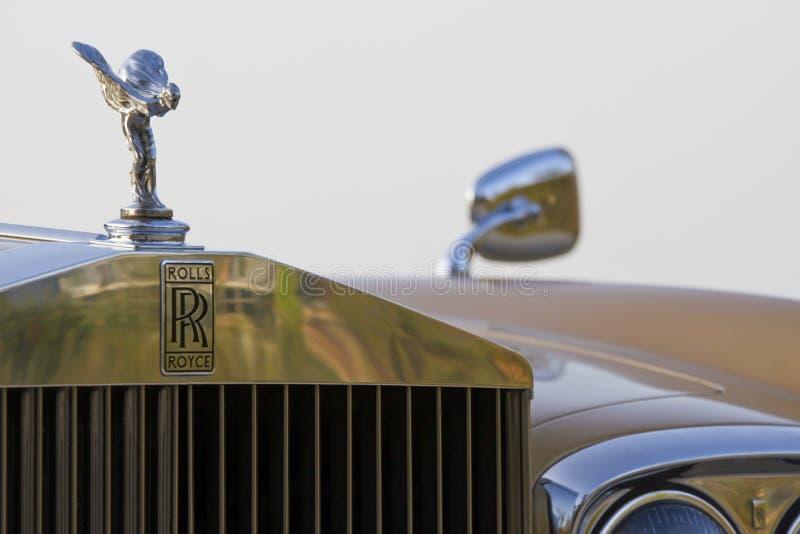 Rolls Royce imagem de stock royalty free