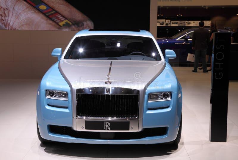 Rolls Royce foto de stock