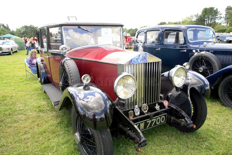 Rolls Royce 1929 20/25 imagens de stock