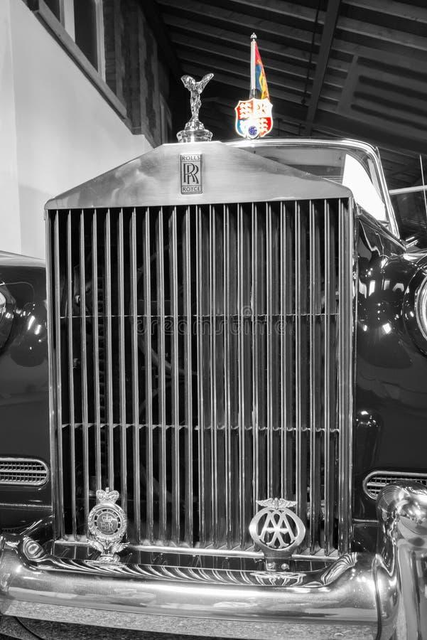 Rolls Royce imagen de archivo