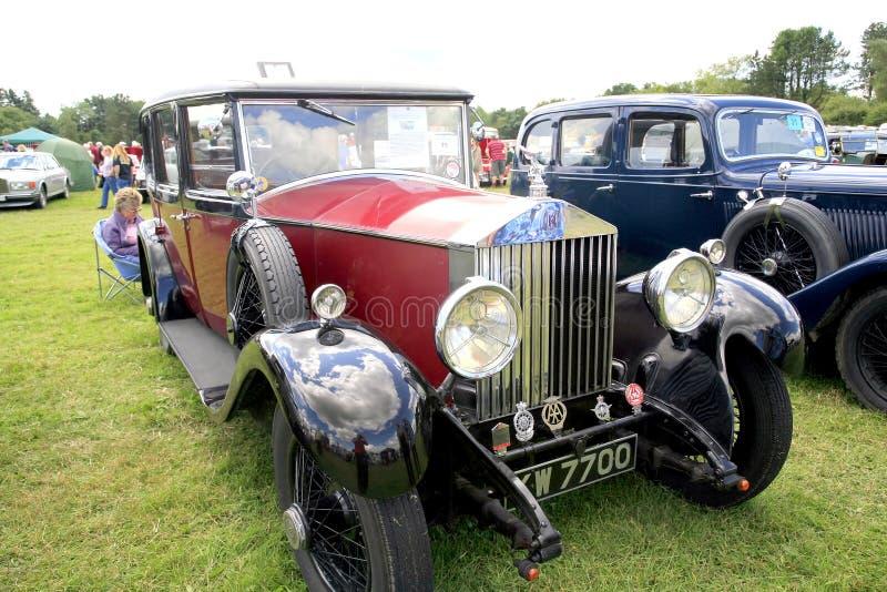 Rolls Royce 20/25- 1929 fotografie stock