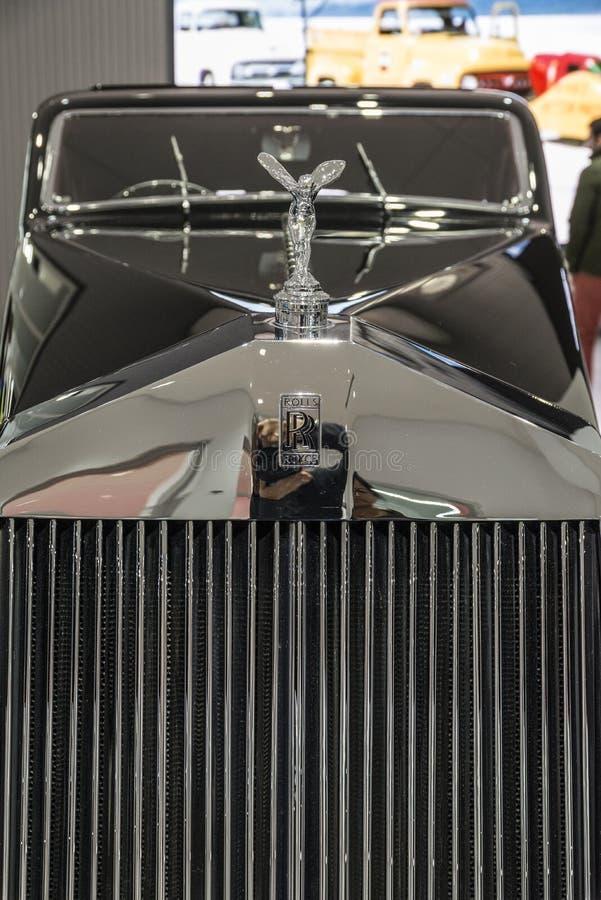 Download Rolls royce foto editorial. Imagem de historic, beleza - 65580361