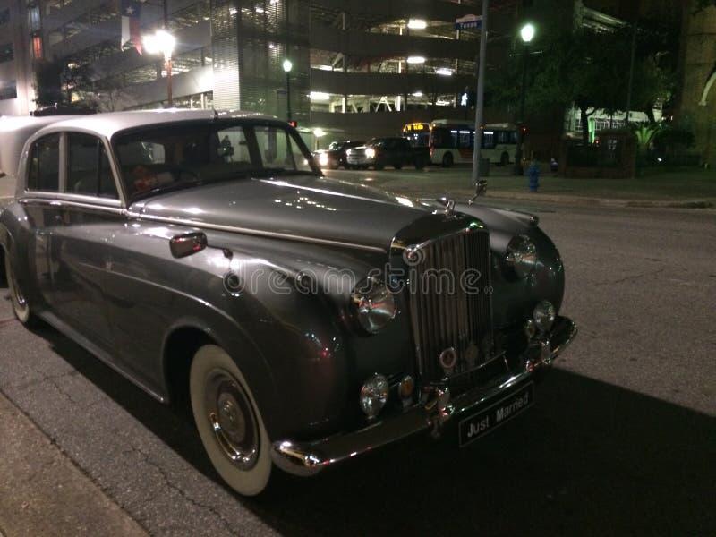 Rolls Royce, antiquarisches Auto lizenzfreies stockfoto
