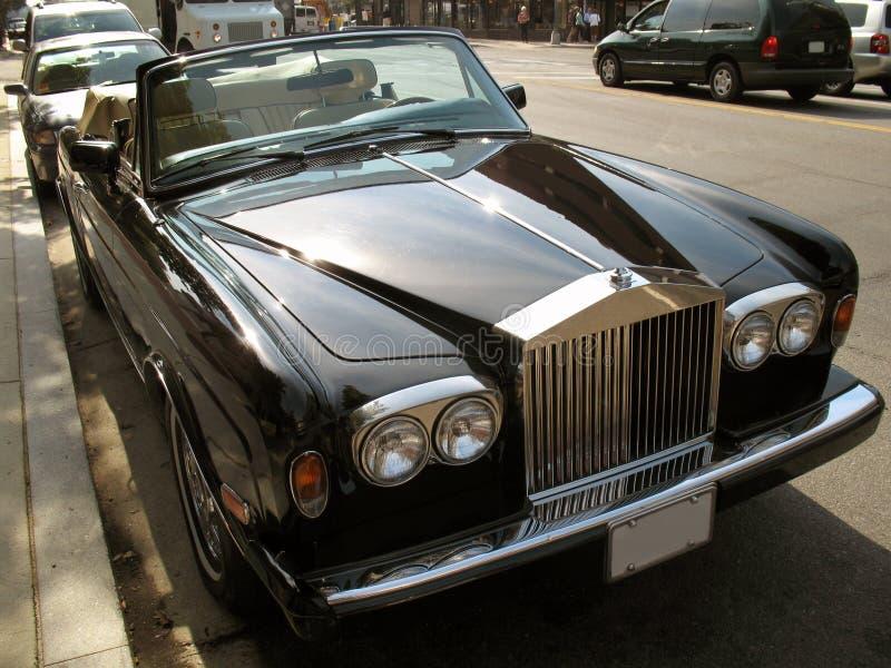 Rolls Royce Corniche stock photos