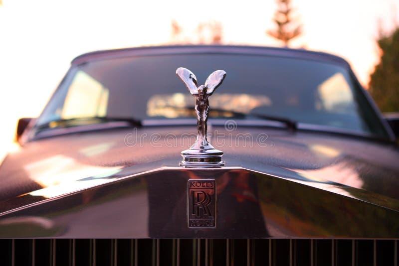 Rolls royce Corniche foto de stock