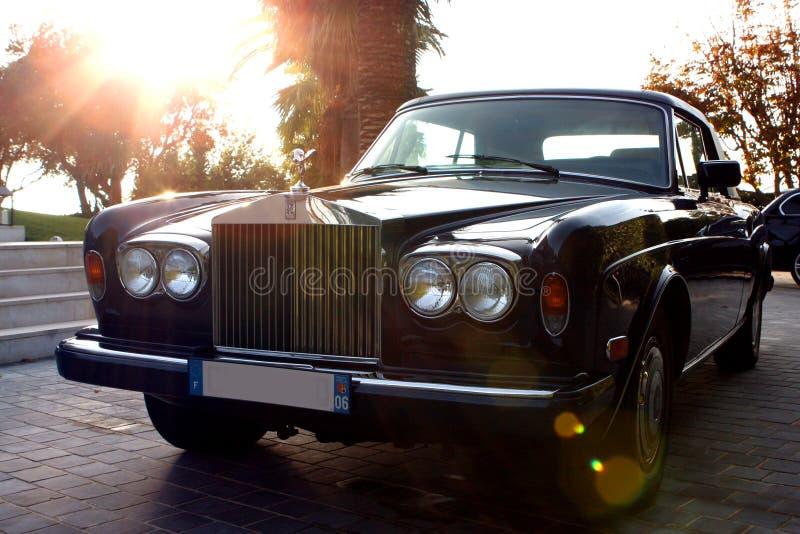 Rolls royce Corniche imagem de stock