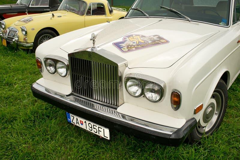 Rolls royce Cornishe imagem de stock