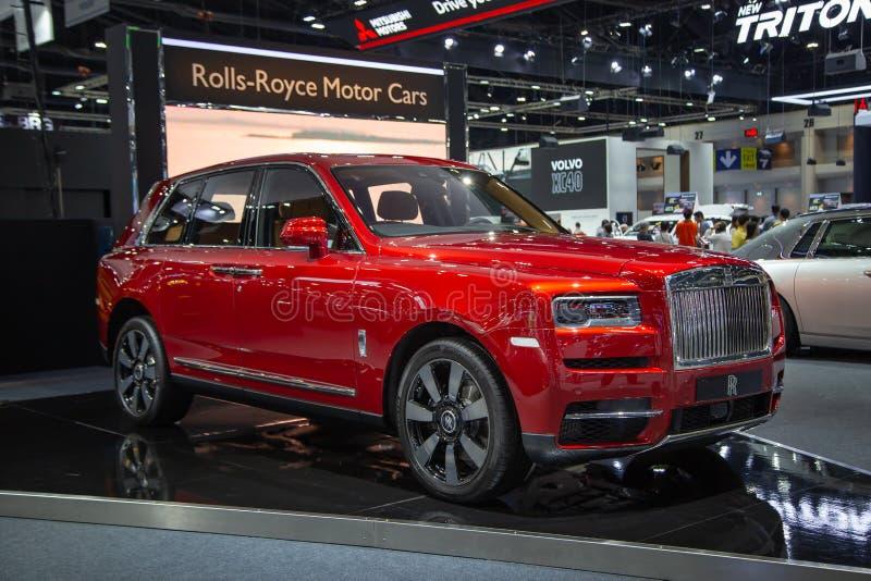 Rolls Royce Cullinan SUV luxuoso fotos de stock