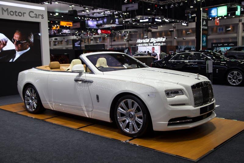 Rolls royce Dawn Luxury Car fotos de stock royalty free