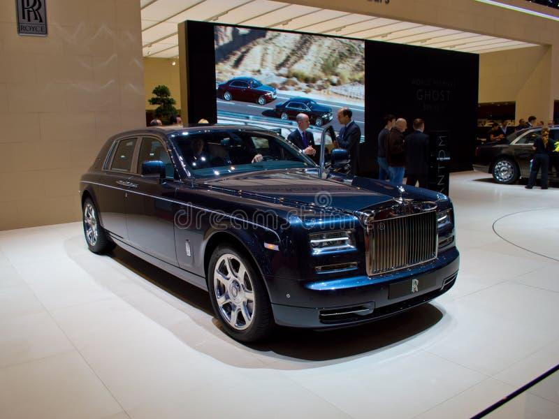 Rolls Royce duch Genewa 2013 obraz stock