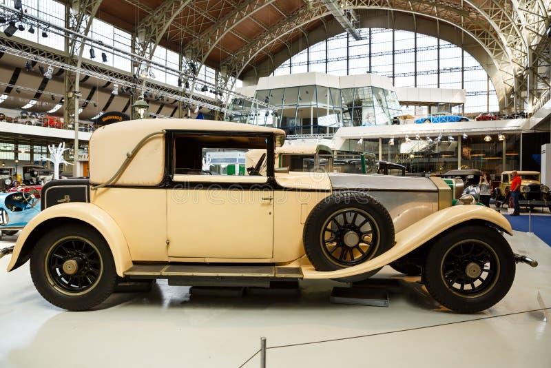 Rolls Royce, fantasma mim, 1926 fotografia de stock royalty free