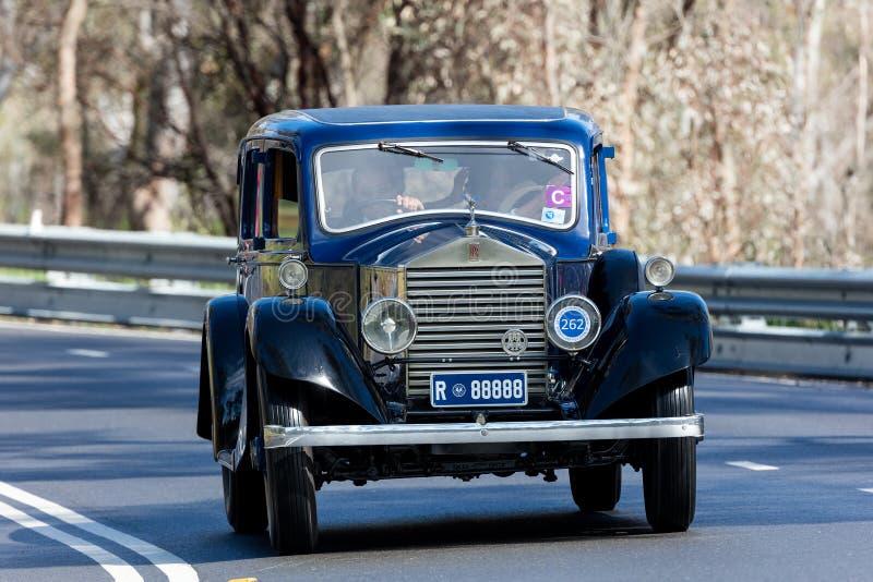 1926 Rolls Royce 20 HP sedan fotografia stock