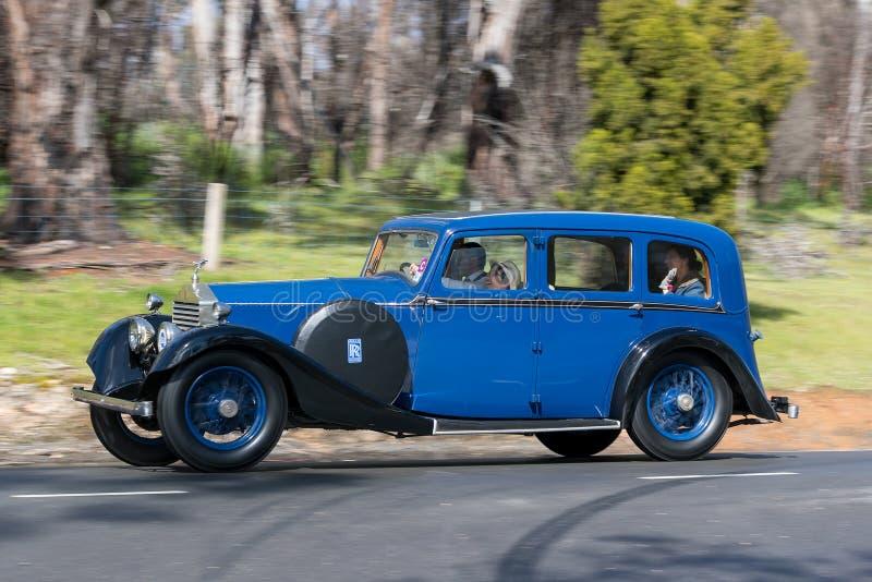 1926 Rolls Royce 20 HP sedan obraz stock