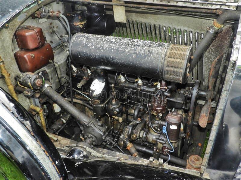 Rolls Royce royaltyfria bilder