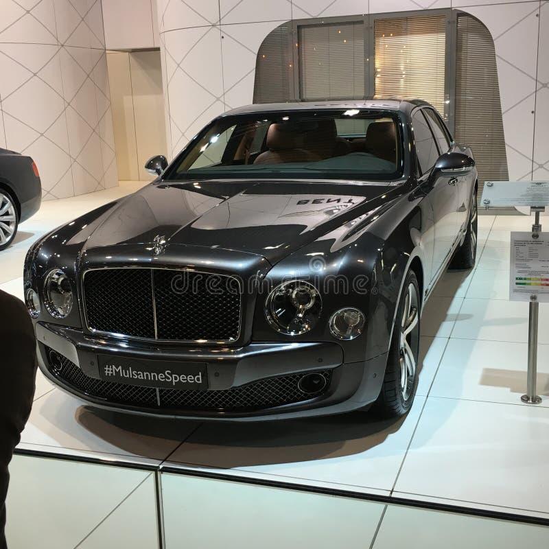 Rolls Royce Mulsanne stockfoto