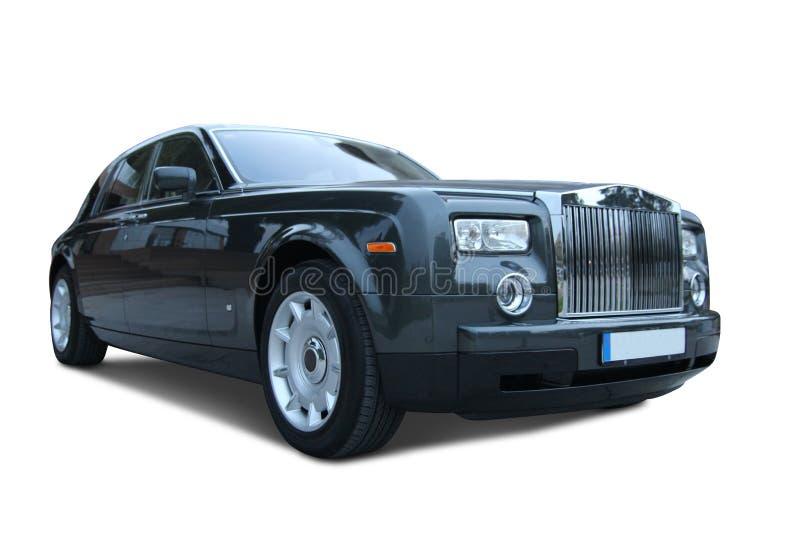 Rolls royce phantom stock image