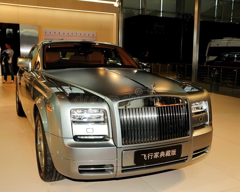 Rolls-Royce Phantom Coupe Aviator Edition Editorial Photography