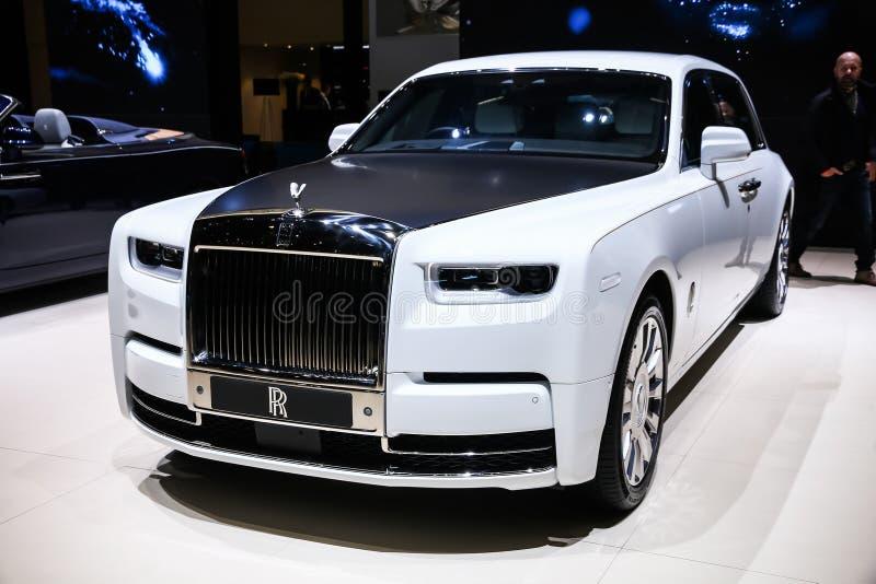 Rolls-Royce Phantom royalty free stock image