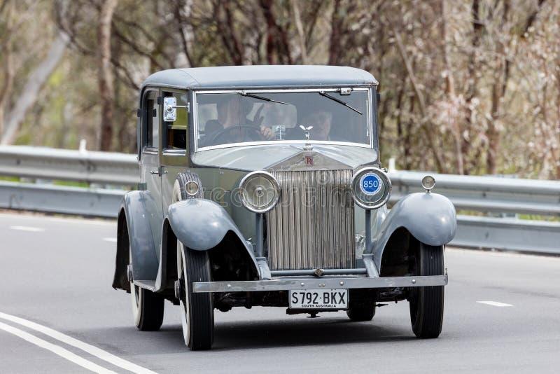 1932 Rolls Royce 20/25 sedan obraz royalty free
