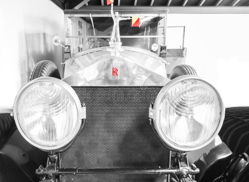 Rolls Royce Silver Ghost foto de stock