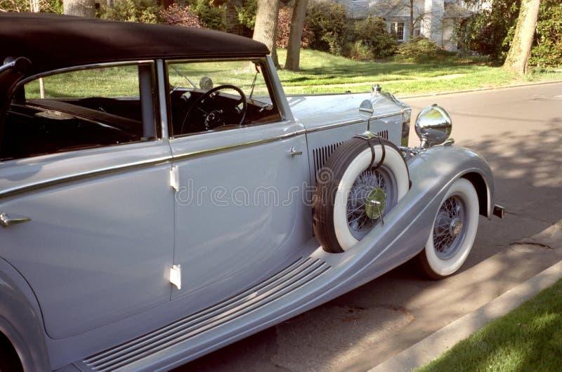 Rolls Royce tappning arkivbilder