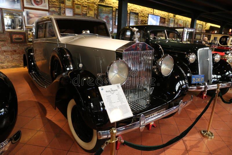 1938 Rolls Royce Wraith foto de archivo libre de regalías