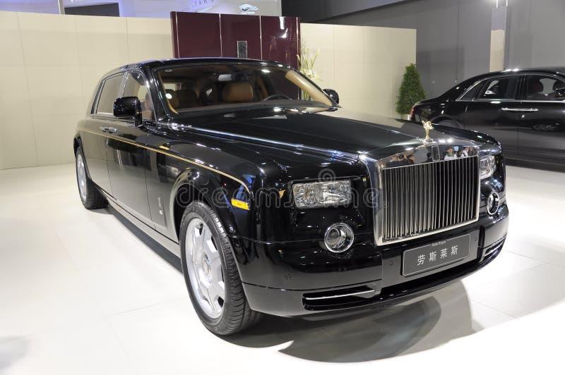 Rolls- Roycegeist Redaktionelles Stockfotografie