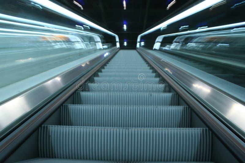 Rolltreppe lizenzfreies stockfoto