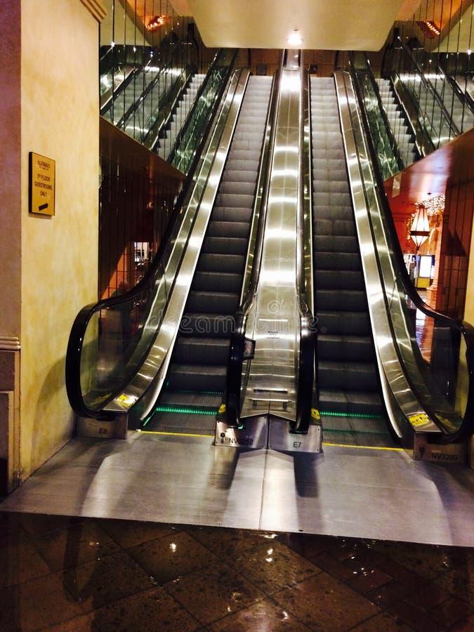 Rolltreppe stockfotografie