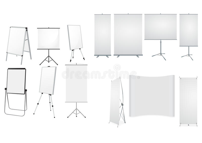 Rollup collection royalty free illustration
