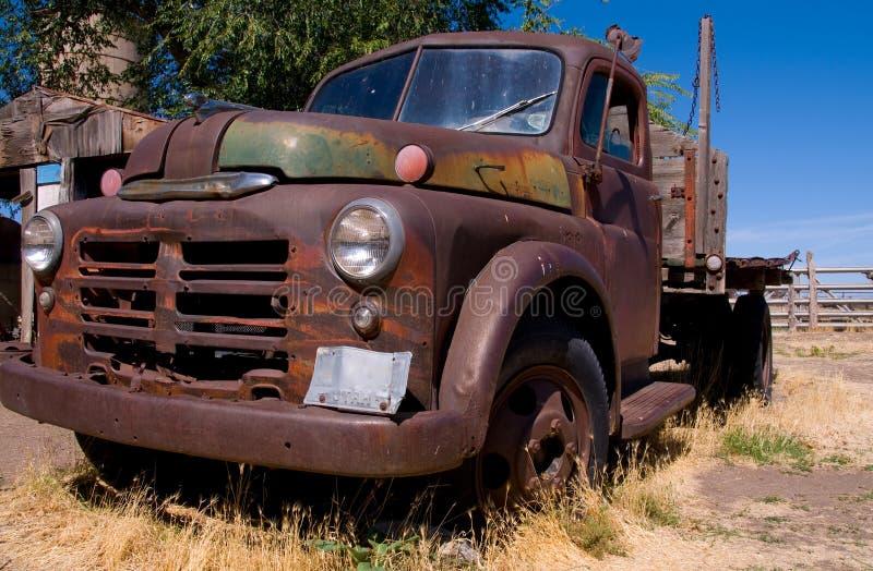 rolna ciężarówka zdjęcia royalty free