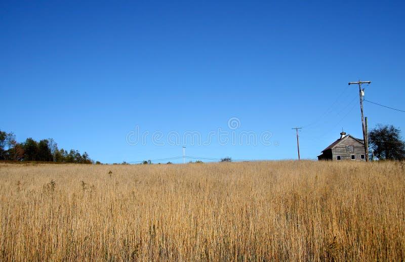 rolne ziemie zdjęcie royalty free